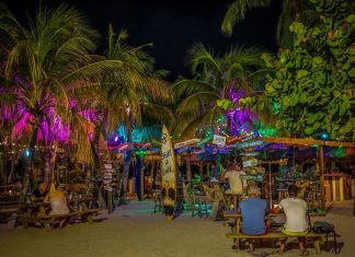 caribbean-holiday-night-out