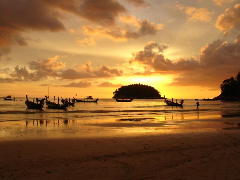 sunset-kata-beach