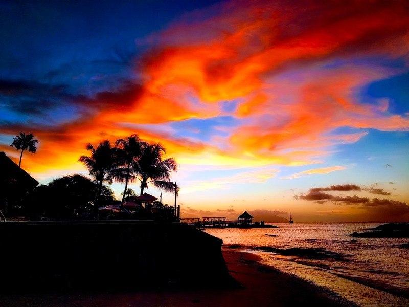 sunset-seychelles
