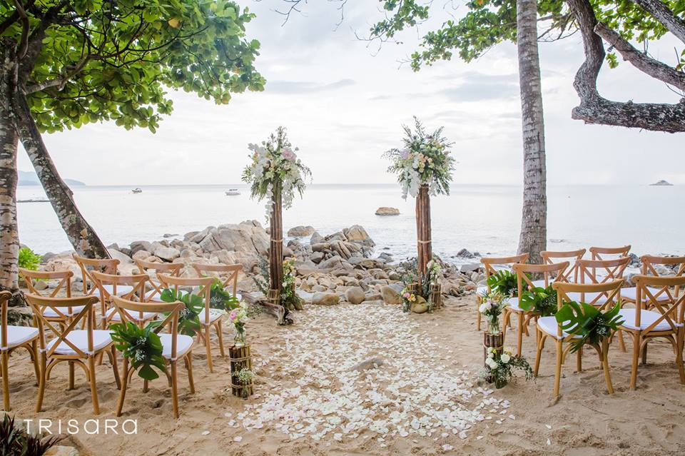 wedding-ceremony-set-up-on-beach
