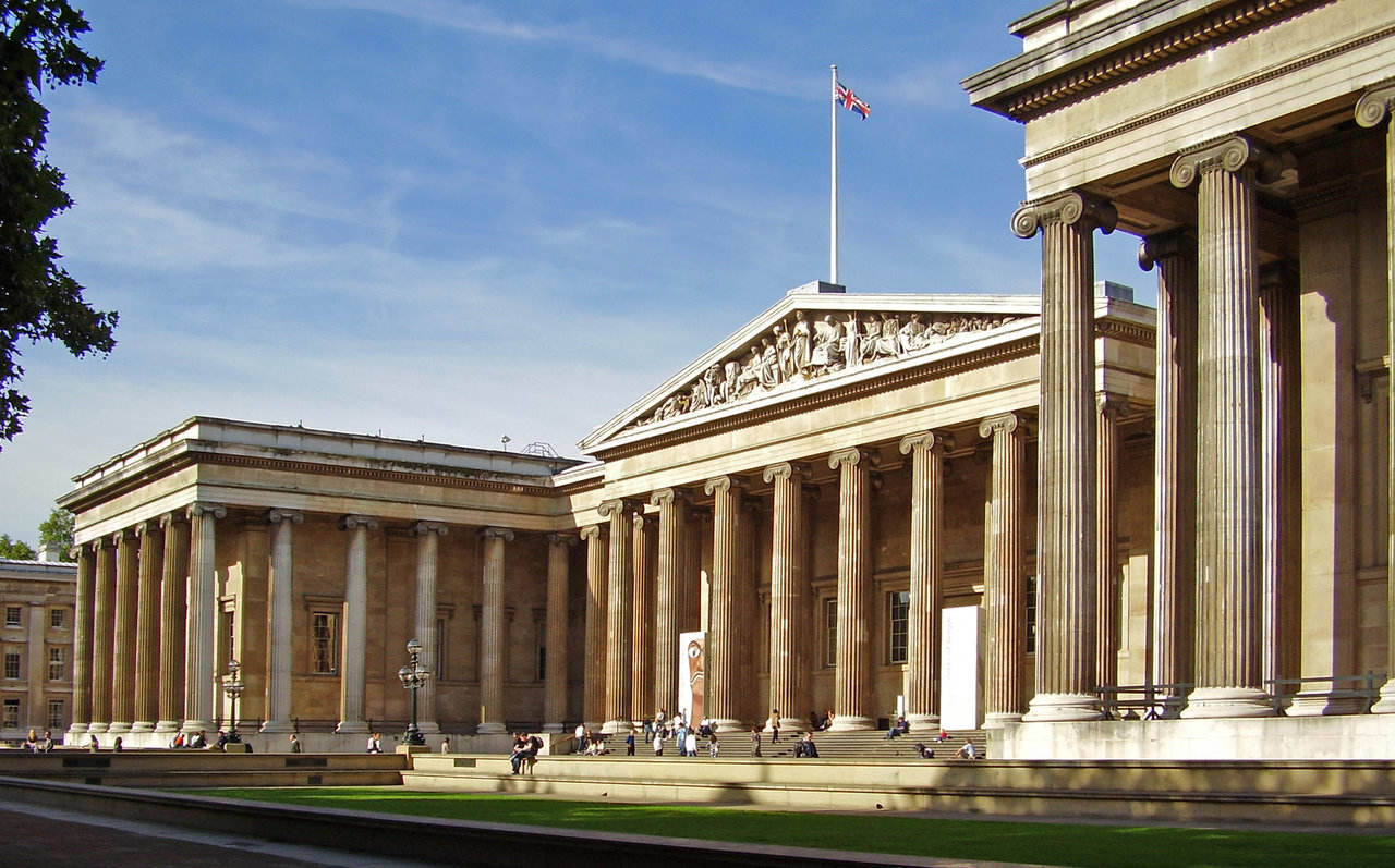 Majestic British Museum