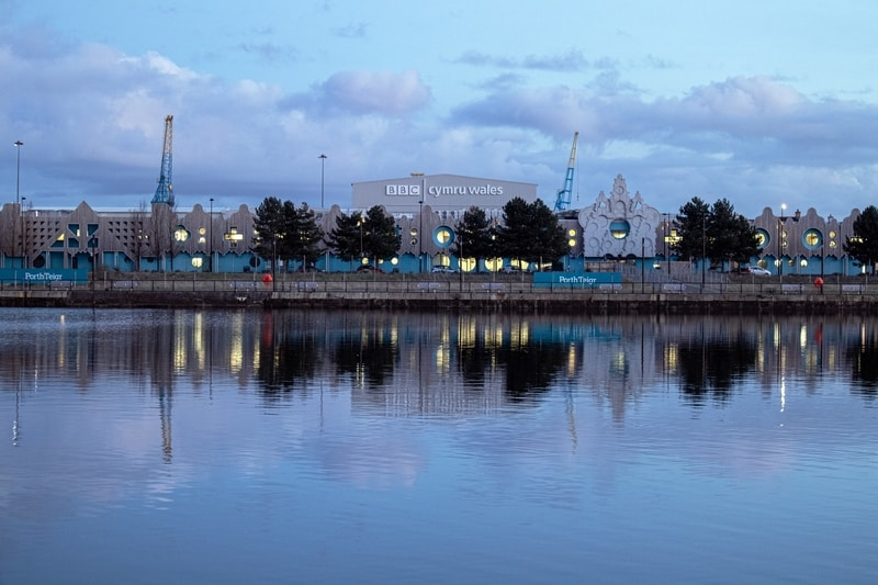 cardiff-bay-reflections