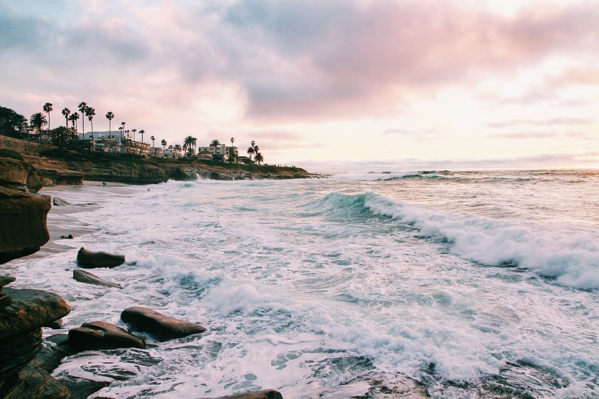 rumbling ocean of san diego